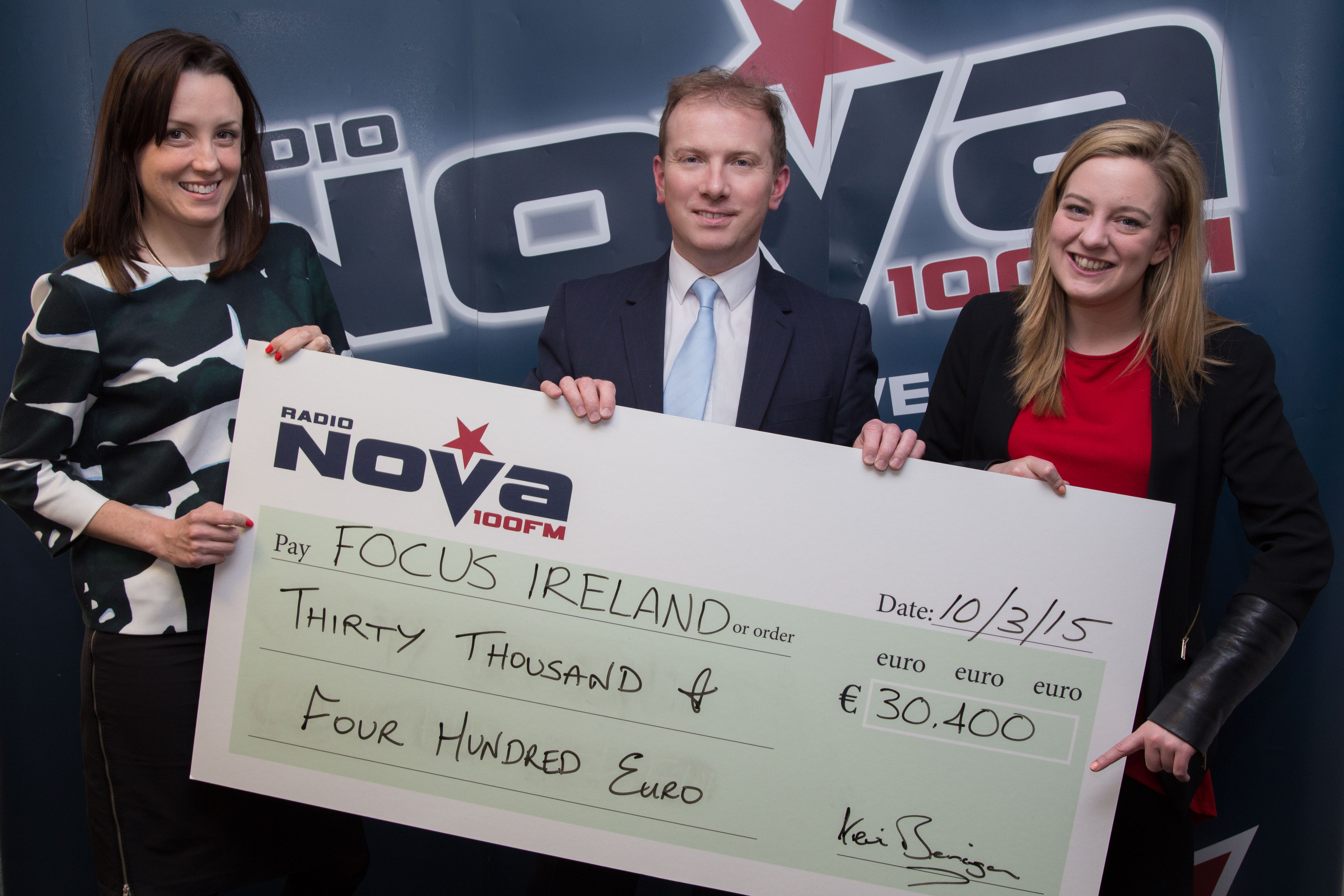 Radio NOVA & Focus Ireland