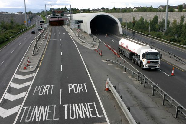 Safety Concerns Dublin Port Tunnel