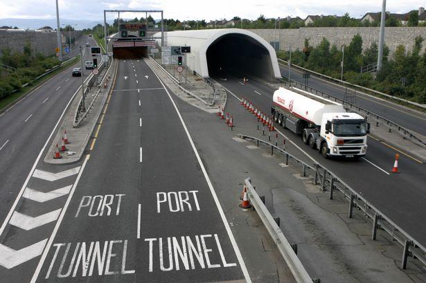 Safety Concerns Dublin Port Tunnel