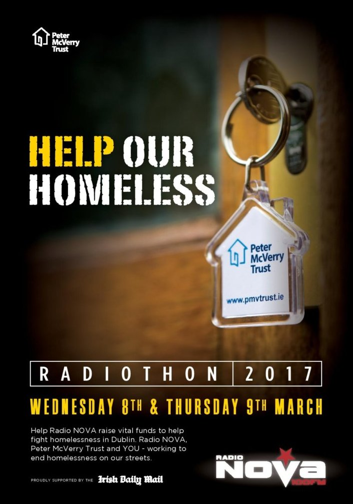 Help Our Homeless Radiothon
